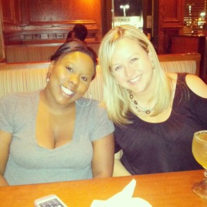 One random summer night I went to Cheddars with Ashley, Automne and Bender. We had a blast with drinks and girl talk!