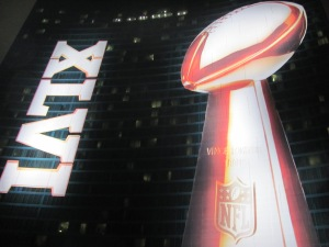 Being in Indianapolis the weekend of the Super Bowl was one of the best weekends of 2012 by far!