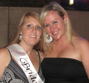 Nikki's bachelorette party in Indy was a great time! Especially meeting some of the new Cotls!