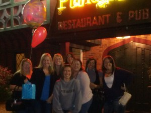 More than 20 people showed up at Flanagan's for my 32nd birthday! I am so blessed to have so many amazing friends!