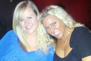 Tawny's birthday was quite a night! Love this girl!