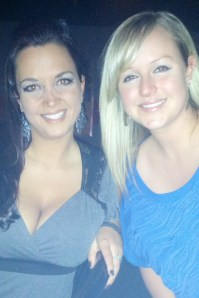 One of the best things about 2012 was getting closer to my cousin Laura. She's the best! We had some good times in 2012!