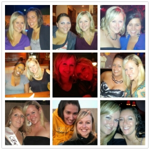 Some of my TRUE friends, who I love with all my heart!