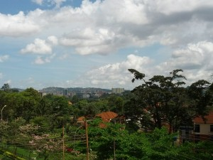 Uganda has been my home now for nine months. I've picked up some interesting verbal habits since arriving!