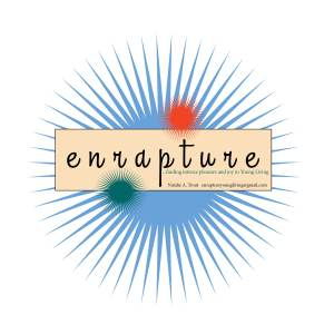 enrapture logo with email
